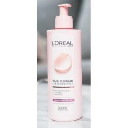L`Oreal Skin Expert Rare Flowers Mleczko łagodzące skóra sucha i wrażliwa 400ml