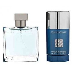 Azzaro Chrome Woda toaletowa 100ml spray + Dezodorant 75ml sztyft