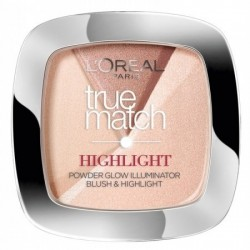 L`Oreal True Match Highlight Powder Rozświetlający puder do twarzy 202.N Rosy Glow 9g