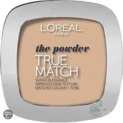 L`Oreal True Match Powder Puder C3 Rose Beige