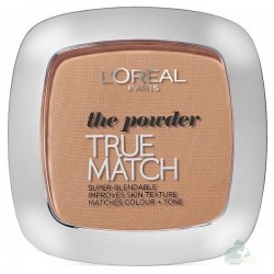 L`Oreal True Match Powder Puder W3 Golden Beige