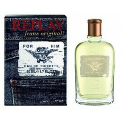 Replay Jeans Original! for Him Woda toaletowa 50ml spray