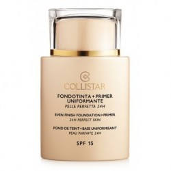 Collistar Even Finish Foundation+Primer 24h SPF15 Podkład z bazą 04 35ml