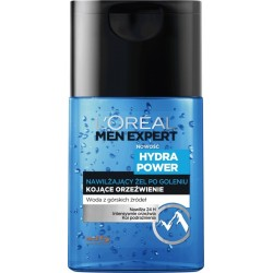 L`Oreal Men Expert Hydra Power Nawilżający żel po goleniu 125ml