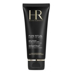 Helena Rubinstein Pure Ritual Glow Renewal Double Black Peel Oczyszczający peeling do twarzy 100ml