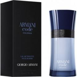 Giorgio Armani Code Colonia Pour Homme Woda toaletowa 50ml spray