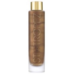 St.Tropez Self Tan Luxe Dry Oil Luksusowy olejek samoopalający do ciała 100ml