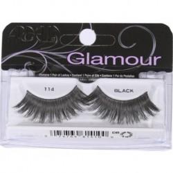 Ardell Glamour 114 1 Para sztucznych rzęs Black