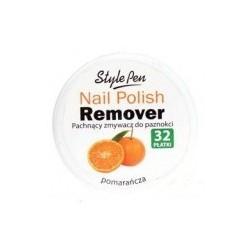Ferity Nail Polish Remover Pachnący zmywacz do paznokci Pomarańcza