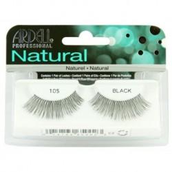 Ardell Natural 105 1 Para sztucznych rzęs Black