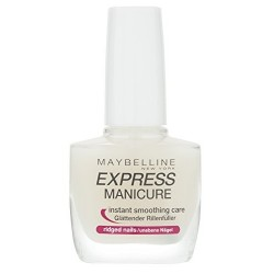 Maybelline Express Manicure Instant Smoothing Care Baza wygładzająca do paznokci 10ml