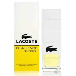 Lacoste Challenge Re Fresh Woda toaletowa 75ml spray