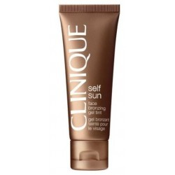 Clinique Self Sun Face Bronzing Gel Tint Brązujący żel do twarzy 50ml
