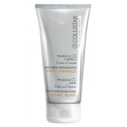 Collistar Magica CC Hair Care And Colour Mask Maska do włosów Caramel Blonde 150ml