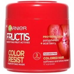 Garnier New Fructis Color Resist Maska do włosów farbowanych 300ml