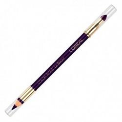 L`Oreal Color Riche Le Smoky Pencil Eyeliner And Smudger kredka do oczu 211 Purple Night 5g TESTER