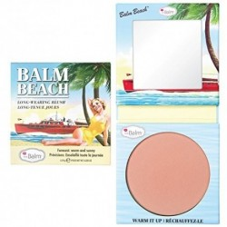 The Balm Balm Beach Long Wearing Blush Róż do policzków 5,57g