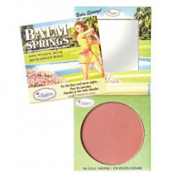 The Balm Balm Springs Long Wearing Blush Róż do policzków 5,61g
