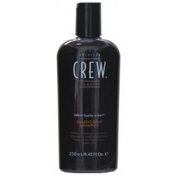 American Crew Gray Shampoo Szampon do siwych włosów 250ml