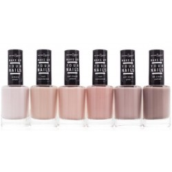 Sense & Body Make Up Your Nails Nail Blush Róż do paznokci Soft Blush Pink 11ml