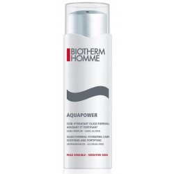Biotherm Homme Aquapower Oligo-Thermal Hydrating Care Silnie nawilżający żel-krem 75ml