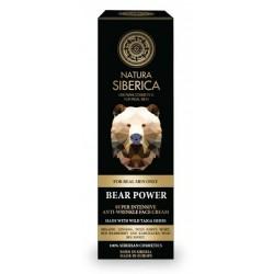 Siberica Professional Men Bear Power Super Intensive Anti-Wrinkle Face Cream Przeciwzmarszczkowy krem do twarzy 50ml