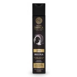 Siberica Professional Men Beluga Shampoo Activator Against Hair Loss Szampon aktywator wzrostu włosów 250ml