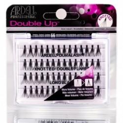Ardell Double Up Zestaw 56 kępek rzęs Long Black