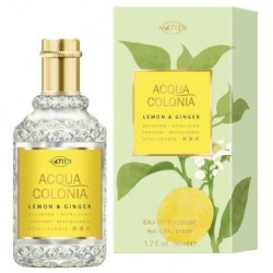 4711 Acqua Colonia Lemon & Ginger Woda kolońska 50ml spray