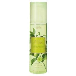 4711 Acqua Colonia Lime & Nutmeg Refreshing Body Spray Odświeżający spray do ciała 75ml