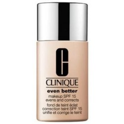 Clinique Even Better Makeup SPF15 Evens And Corrects Podkład do cery suchej i tłustej 25 WN 16 Buff 30ml