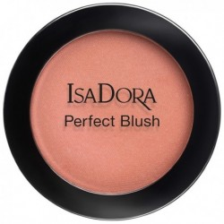 IsaDora Perfect Blush Pudrowy róż do policzków 58 Soft Coral 4,5g