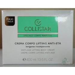 Collistar Anti-Age Lifting Body Cream Krem przeciwstarzeniowy liftingujący do ciała 400ml
