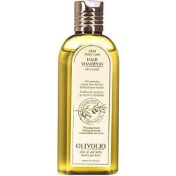 Olivolio Hair Shampoo Oily Hair Szampon do włosów przetłuszczających się z oliwą z oliwek 200ml