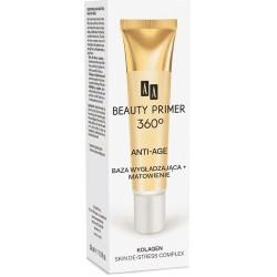 AA Beauty Primer 360 Anti-Age Skin De-Stress Complex Baza przeciwzmarszczkowa 30ml