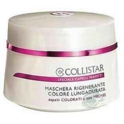 Collistar Regenerating Long-Lasting Colour Mask Regenerująca maska chroniąca kolor włosów 200ml