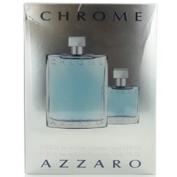 Azzaro Chrome Woda toaletowa 200ml spray + 30ml spray