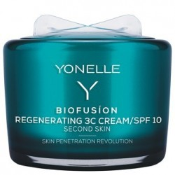 Yonelle Biofusion Regenerating 3C Cream SPF10 Regenerujący krem do twarzy 55ml