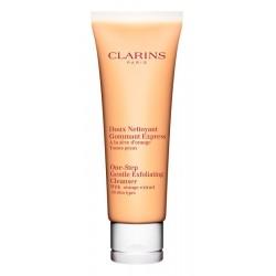 Clarins Doux Nettoyant Łagodny peeling myjący do twarzy 125 ml