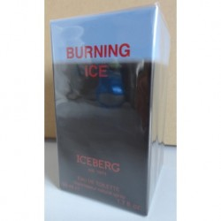 Iceberg Burning Ice Woda toaletowa 50ml spray