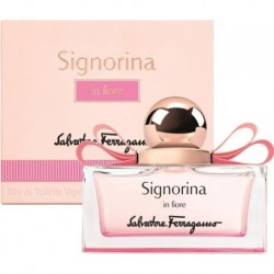 Salvatore Ferragamo Signorina In Fiore Woda toaletowa 30ml spray