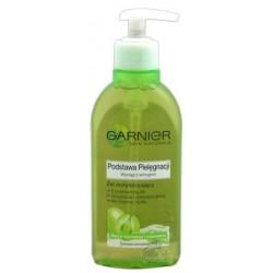 Garnier Essentials Odświeżający żel oczyszczający z wyciągiem z winogron 200ml