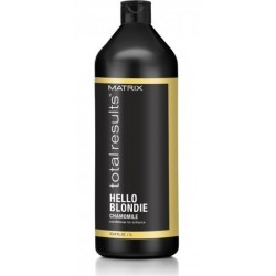 Matrix Total Results Hello Blondie Conditioner Odżywka do włosów Blond 1000ml