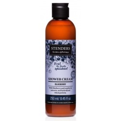 Stenders Shower Cream Krem pod prysznic Blueberry Borówka 250ml