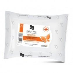 AA Intymna Sensitive Soothing Intimate Hygiene Wipes Łagodzące chusteczki do higieny intymnej 20szt