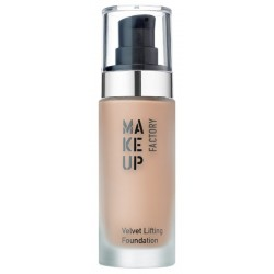 Make Up Factory Velvet Lifting Foundation Jedwabisty podkład liftingujący 15 Natural 30ml