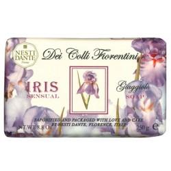 Nesti Dante Dei Colli Fiorentini Iris Sensual Mydło toaletowe 250g