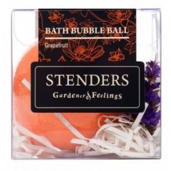 Stenders Bath Bubble Ball Musująca kula do kąpieli Grapefruit 115g