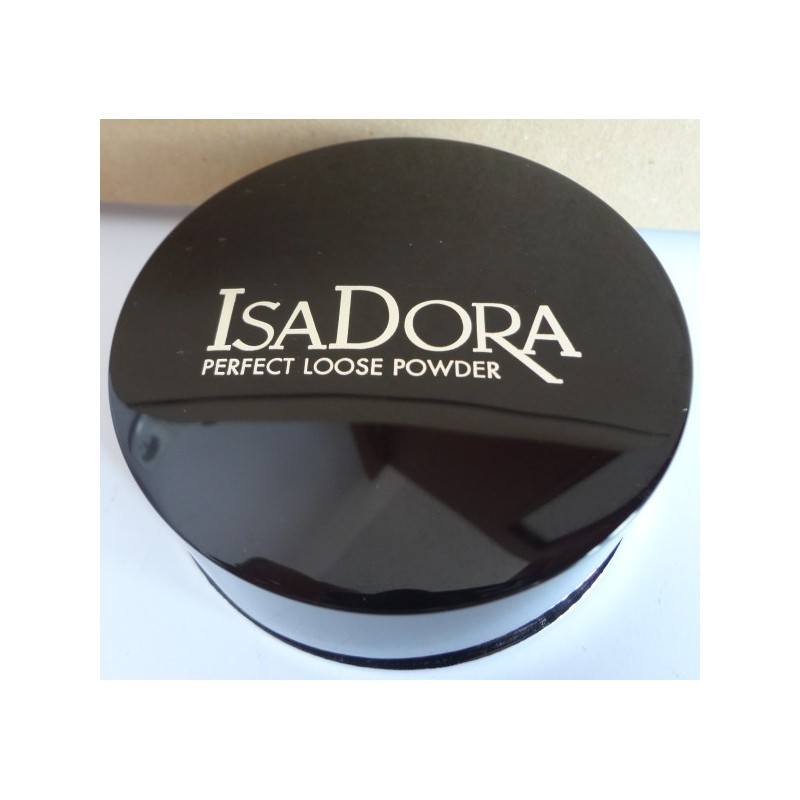 isadora setting powder