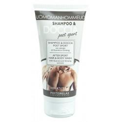 Phytorelax Man After Sport Hair & Body Wash Żel do mycia ciała i włosów 200ml